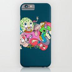 Teenage Mutant Scribble Turtle Slim Case iPhone 6s