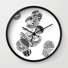 The Ship Wall Clock