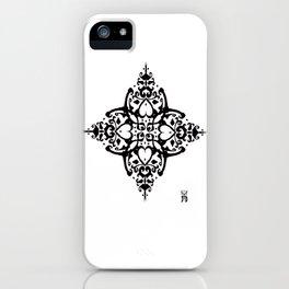 jody morgan design society iPhone Case
