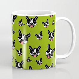 Milo The Boston Terrier #2 Coffee Mug