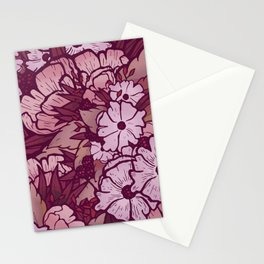 Berries at Dusk Stationery Cards