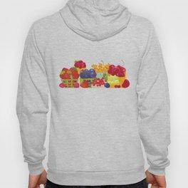 Organic Farm Market. Berries. Hoody