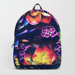 Colorful Plants Backpack
