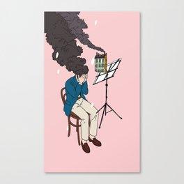 10/IX/15 Canvas Print