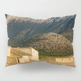 Parque Natural De Sierra Maria-Los Velez Pillow Sham