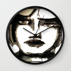 Portrait 142 Wall Clock