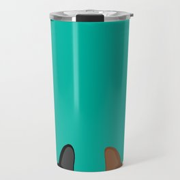 Boston Terriers Travel Mug