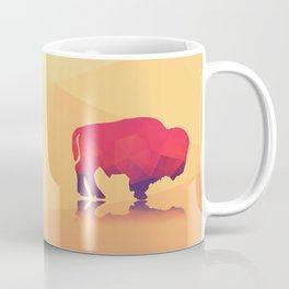 Geometric buffalo Coffee Mug