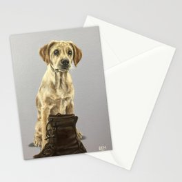 Rosie The Labrador Stationery Cards