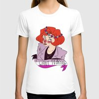 scully T-shirts featuring Believer Scully by ddyn