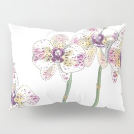 Orchid Pillow Sham