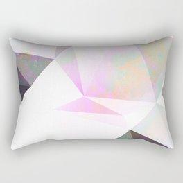 Mid Mod Geometric Pattern 1 Rectangular Pillow