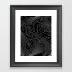 Distortion 017 Framed Art Print