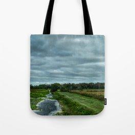 Everglades Vista Tote Bag