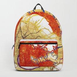 Fibers & lines Backpack
