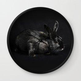 Mr Mica Rabbit Wall Clock