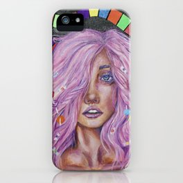 Princess Lollipop iPhone Case