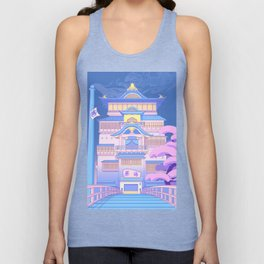 The Bath House Unisex Tank Top