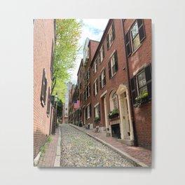 quintessential boston Metal Print
