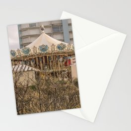 Carousel Manège Stationery Cards