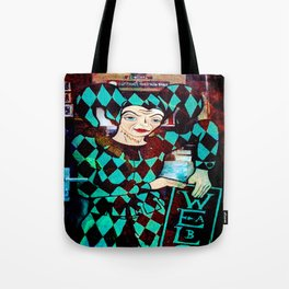 Doorway to Absinth Shop~ Prague Tote Bag