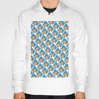 squirtle Hoodies featuring Squirtle Squad by pkarnold + The Cult Print Shop