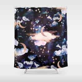 Stardust Shower Curtain