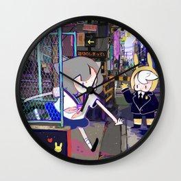 SENPAI. Hi. Wall Clock