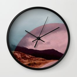 The World is Yours Wall Clock