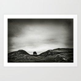 SCOTLAND 1 Art Print