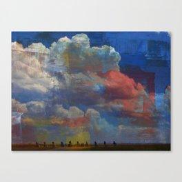 CADILLAC RANCH 1 Canvas Print