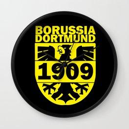 Slogan: Dortmund Wall Clock