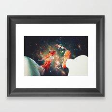 Pond Framed Art Print