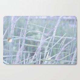 Wind Through the Grass Cutting Board