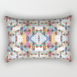 Amerindien quebec Rectangular Pillow