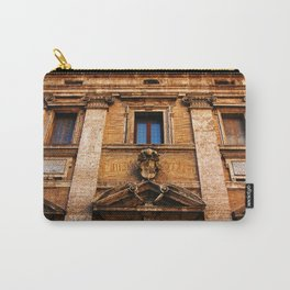 S. Maria in Trivio church in Rome Carry-All Pouch