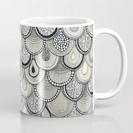 dragon scales mono Coffee Mug