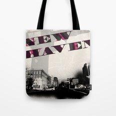 Gun Wavin, New Haven Tote Bag