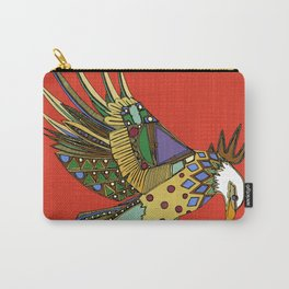 jewel eagle fire Carry-All Pouch