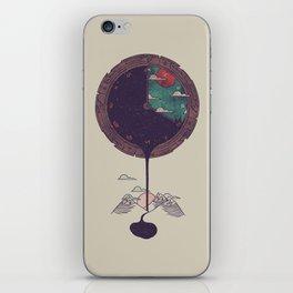 Night Falls iPhone Skin