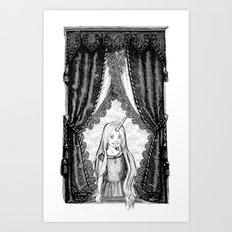 Portrait of Legion Art Print