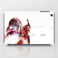 pain iPad Cases featuring PAIN by Rideth_Mochi