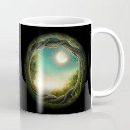 Magic Moon Tree Coffee Mug
