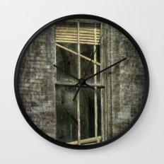 Blackspace 2 Wall Clock