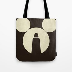 The Dark Side of the Mouse Tote Bag