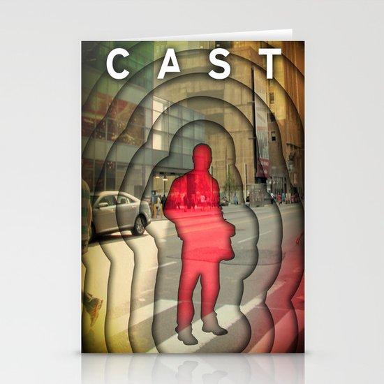 cast Stationery Cards