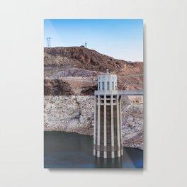 Hoover Dam I Metal Print