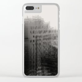 Growth. 130_24 Clear iPhone Case