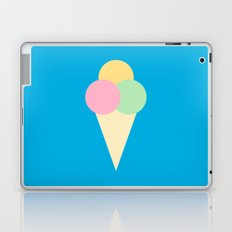 #4 Icecream Laptop & iPad Skin