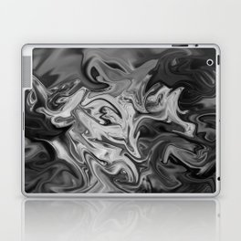 silver lining Laptop & iPad Skin